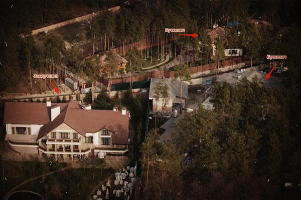 У Захарченка знайшлася квартира в елітному комплексі на Печерську за 26 мільйонів