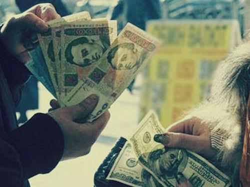 Огляд курсів валют на чорному ринку 1 травня