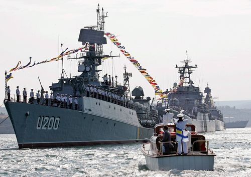 Одеським морякам дали 12 мільйонів на ремонт військових кораблів