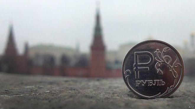 Неочікуване подешевшання нафти підірвало позиції рубля