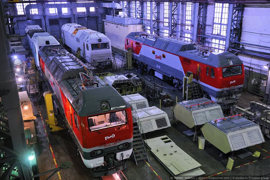Канадська компанія хоче виробляти в Україні локомотиви