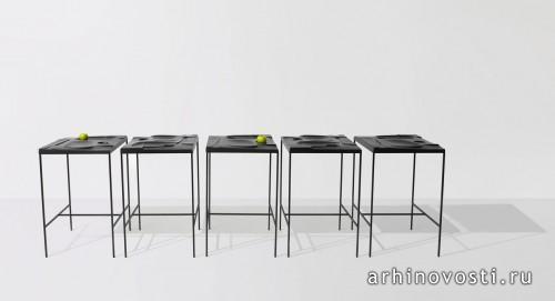 Стіл, піднос і посуд в одній особі (ФОТО)