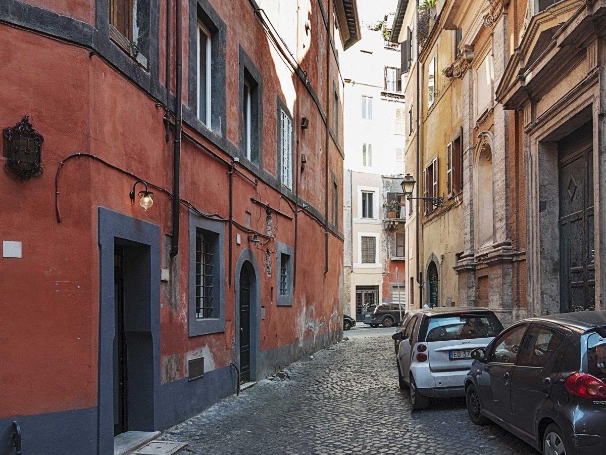 Квартира в Римі, площею всього 7 кв. метрів (ФОТО)