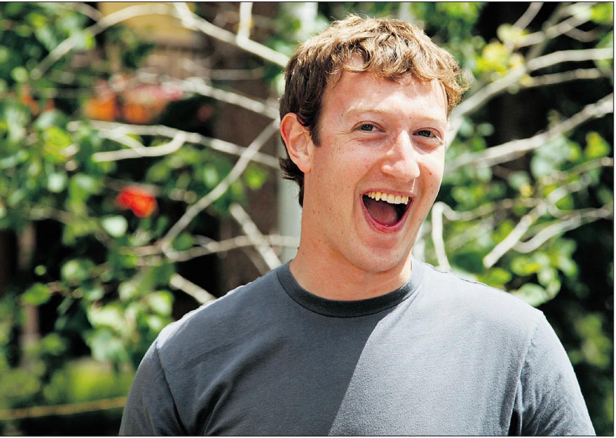 Засновник Facebook опублікував у мережі перше фото з донечкою (+ФОТО)