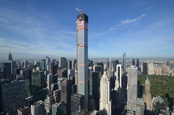 Ось як виглядає квартира в Нью-Йорку за 95 млн. доларів (+ФОТО, ВІДЕО)