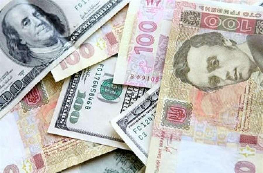 Курс долара НБУ різко впав
