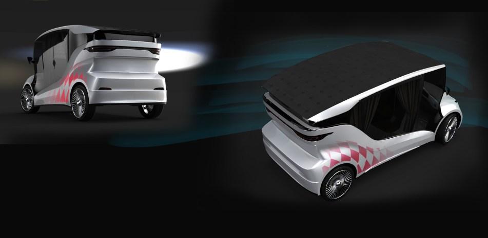 У Монако представили перший український електромобіль Synchronous - фото 2