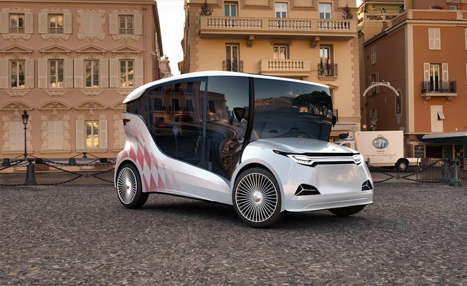 У Монако представили перший український електромобіль Synchronous - фото 3