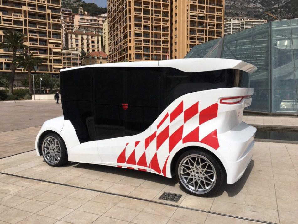 У Монако представили перший український електромобіль Synchronous - фото 4