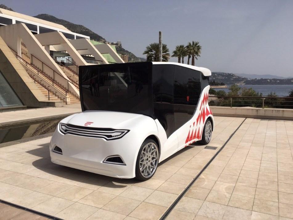 У Монако представили перший український електромобіль Synchronous - фото 5