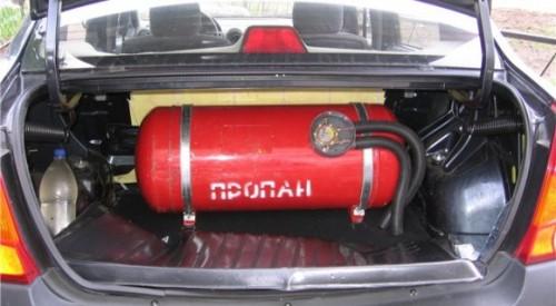 В Україні більше не буде автомобілів на газу
