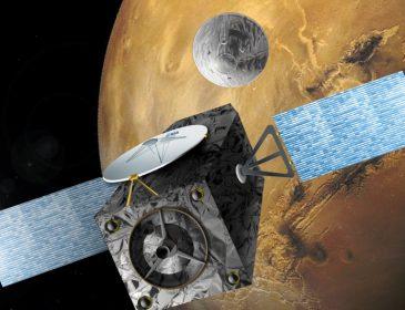 Зонд Schiaparelli розбився при посадці на Марс