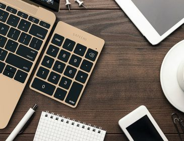 Satechi представила клавіатуру для тих, хто любить рахувати