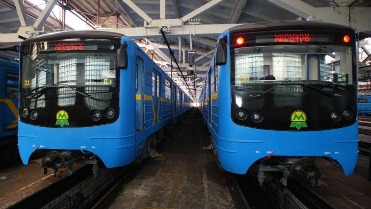 Київ домовився з японською Itochu про модернізацію 15 вагонів метро