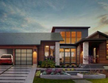 Неймовірно але «сонячні» дахи від Tesla будуть дешевшими за звичайні