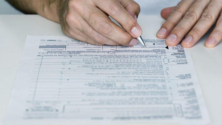 Змінилися правила заповнення податкової декларації