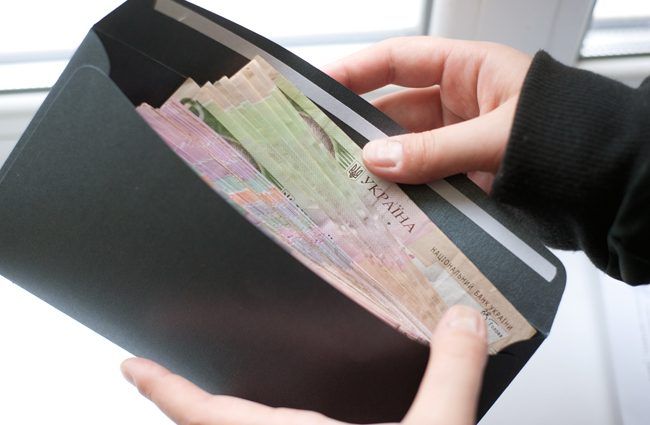 """У Києві """"накрили"""" два потужних конверти із обігом у 300 млн гривень"""