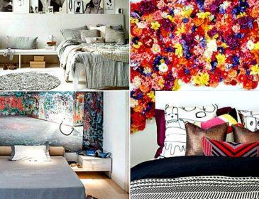 Кімната з характером: сміливі ідеї дизайну сучасної спальні (Фото)