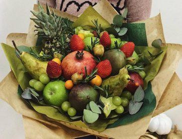 Букети із ковбаси та овочів: український тренд 2017 року