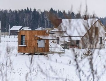 Цей маленький будиночок здивує тебе з трьох причин. Тільки подивися, що знаходиться всередині нього! (ФОТО)