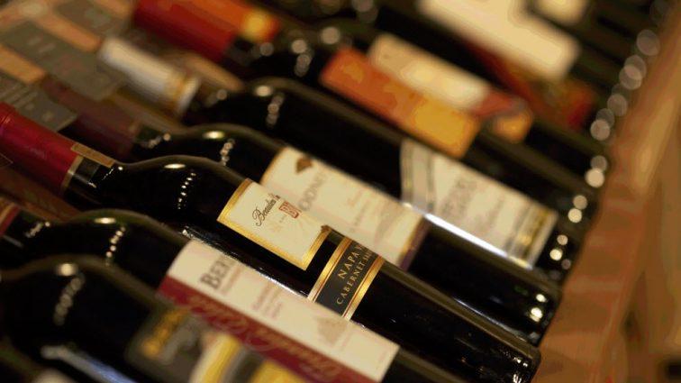 Експорт українського вина за кордон знизився на 35%
