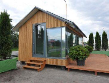 Вперше у світі: Будинок, для якого не потрібні газ, електромережа і вода, створили українці