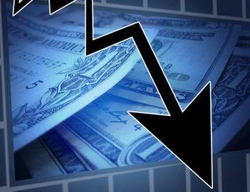 Курс долара в Україні швидко котиться вниз