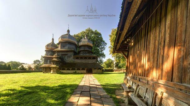 Google подарувала українцям віртуальне знайомство з унікальними дерев'яними храмами Карпат
