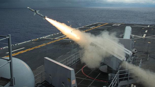 У Пентагоні випробують систему ПРО для перехоплення ракет КНДР