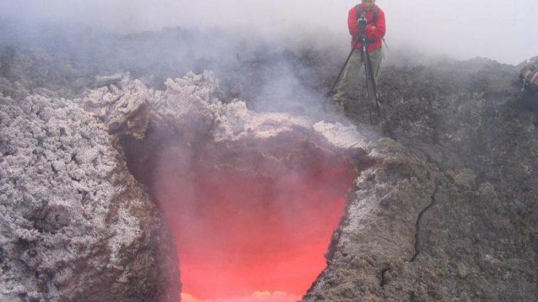 Морозиво виявилося ключем до розгадки вулканічних таємниць