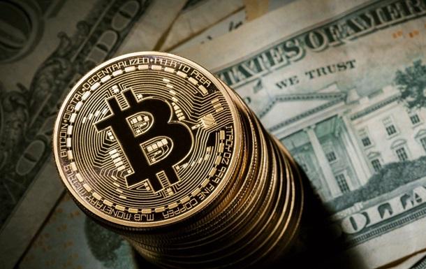 Криптовалюта Bitcoin обвалилася на чверть