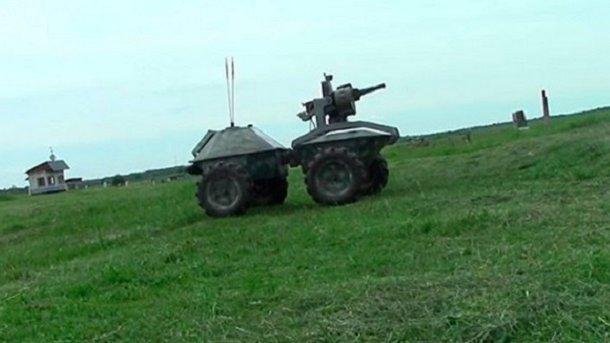 """В Україні створено бойовий безпілотник """"Черепашка"""""""