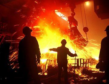 В Україні обвалилося виробництво сталі