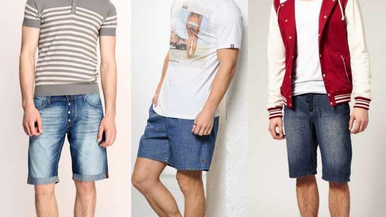 Какие виды шорт должны быть в мужском гардеробе?