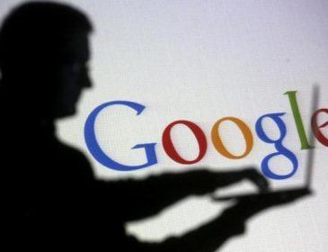 Прибуток компанії Google рекордно впав