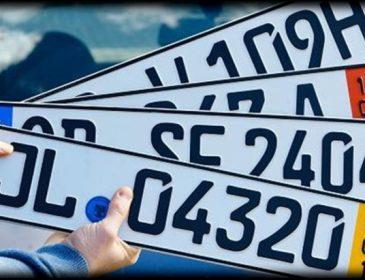 У ДФС анонсують ще більш жорсткі штрафи щодо порушників на авто з іноземними номерами