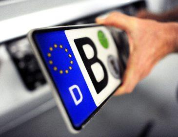Понад 52 тис. машин з іноземною реєстрацією знаходяться на території України незаконно