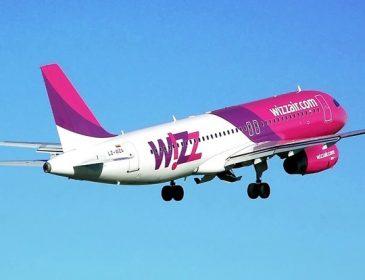 Wizz Air запустить два нові маршрути з Києва до Польщі