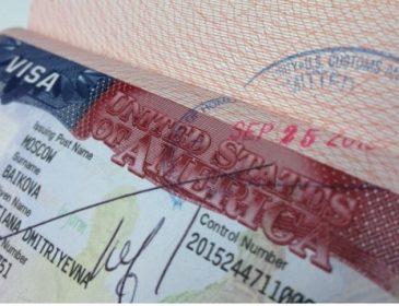 Росіян позбавили можливості отримувати візи США