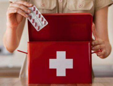 Дорожня аптечка: що взяти у відпустку на всі випадки життя