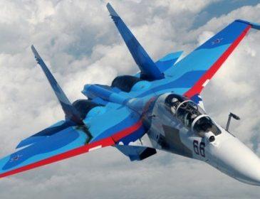 """США і РФ прокоментували """"катастрофу російського Су-27"""" в Неваді"""