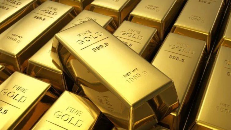 У начальника поліції знайшли колекцію золотих злитків