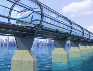 Hyperloop Маска змінив назву на Virgin Hyperloop One