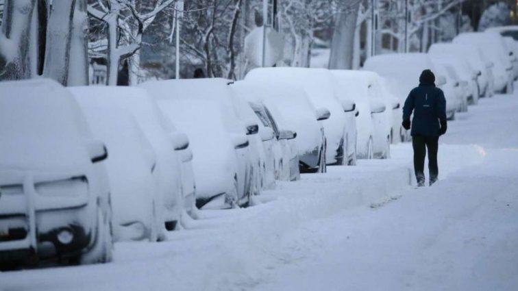 Коли Україну засипле снігом
