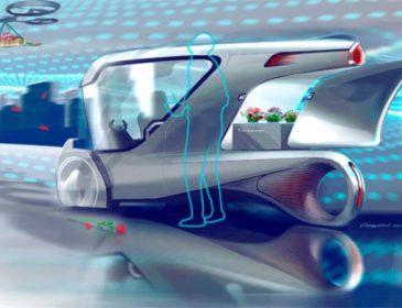 Українець створив концепт електрокара без акумулятора