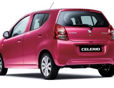 Новий хетчбек Suzuki Celerio коштує всього 5,4 тисяч євро