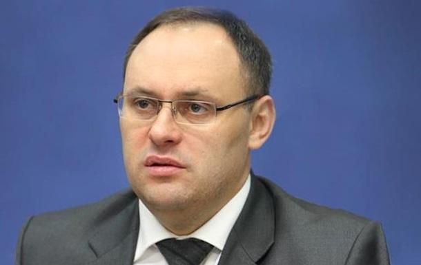 Генпрокуратура звинуватила Каськіва в розтраті 195 млн гривень