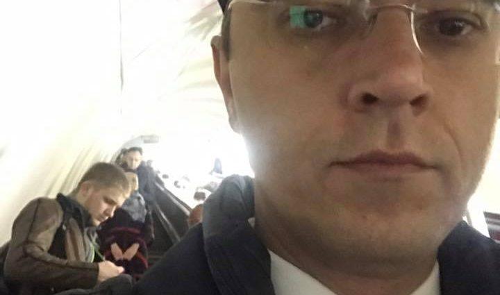 Міністр інфраструктури Омелян проїхався у метро