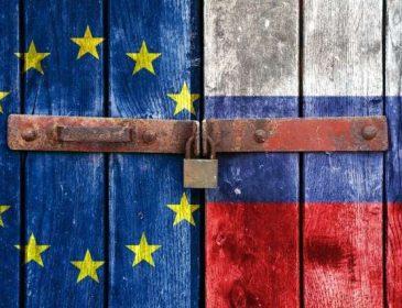 Експорт із країн ЄС у Росію впав на 30 млрд євро