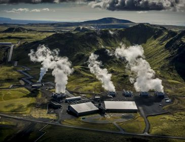 З'явиться перша в світі станція, яка перетворюватиме парникові гази на камінь